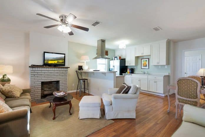 Airbnb Tallahassee Beautiful Midtown House