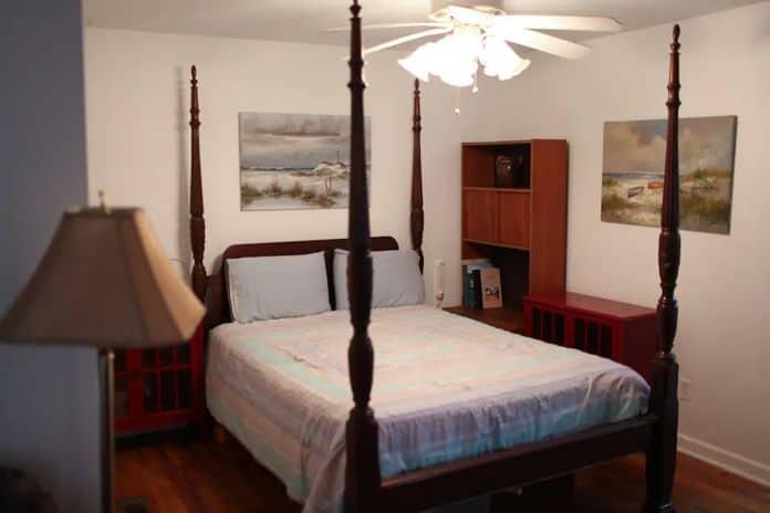 Airbnb Tallahassee On Lake Ella