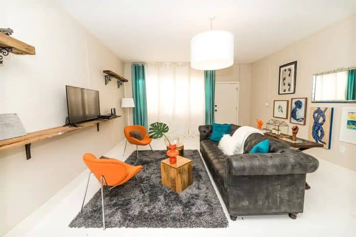 Airbnb Tampa Modern Executive Home