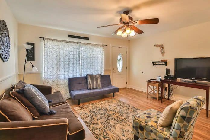 Airbnb Tampa South Tampa Charmer