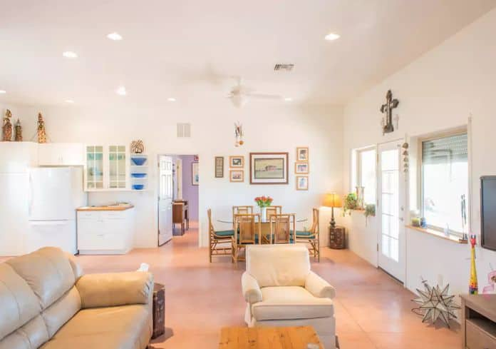 Airbnb Tucson Quiet Enchanting
