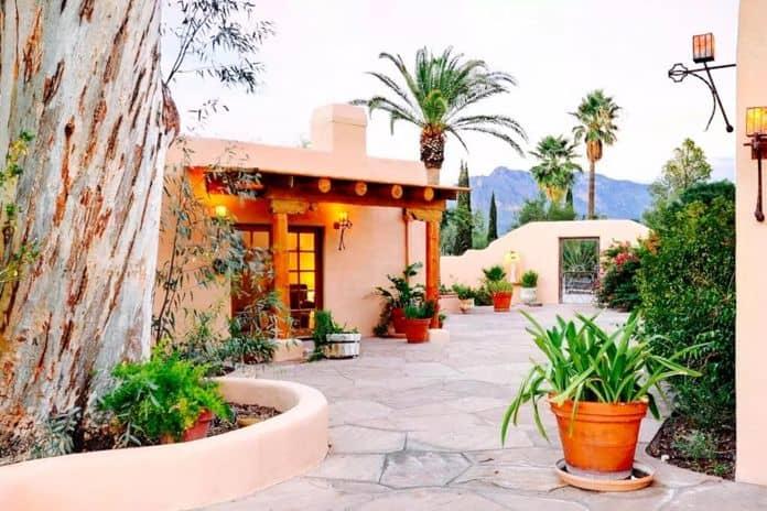 Airbnb Tucson Splendid 5 acre