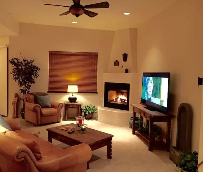 Airbnb Tucson Tranquil Desert Hideaway