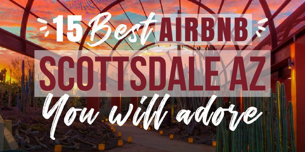 airbnb scottsdale vacation rentals