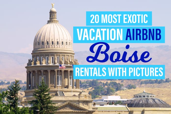 boise airbnb vacation rentals