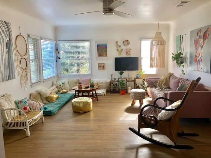 Airbnb Huntington Beach Boho Oasis Full Home