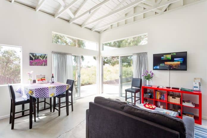 Airbnb Huntington Beach Rustic Guesthouse