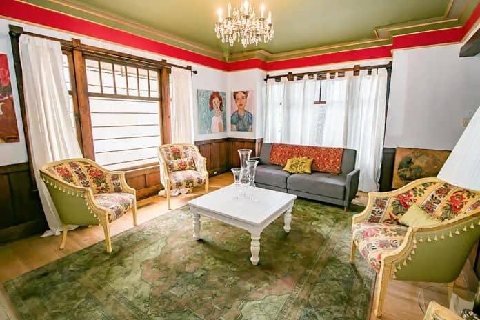 Airbnb Tacoma Artsy Historic