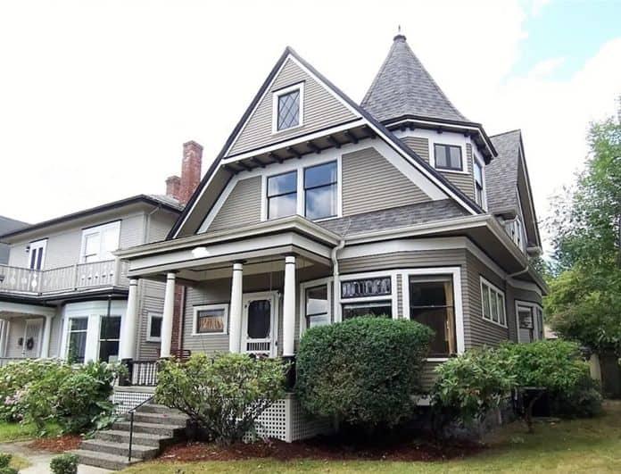 Airbnb Tacoma Tacoma Historic District
