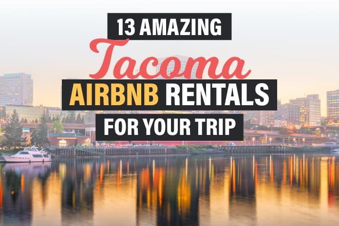 airbnb tacoma vacation rentals