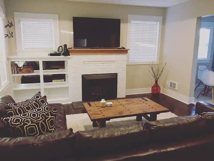 Airbnb Bellingham 800sf home