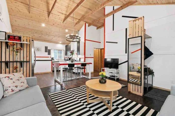 Airbnb Bellingham BOUTIQUE CRAFTSMAN