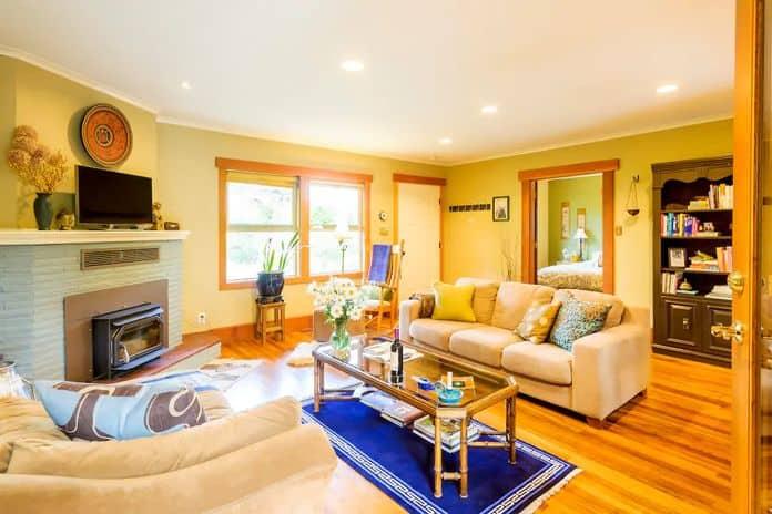 Airbnb Bellingham Nomads Abode