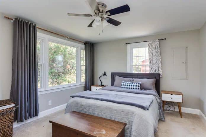 Airbnb Charlottesville 3 bdrm home