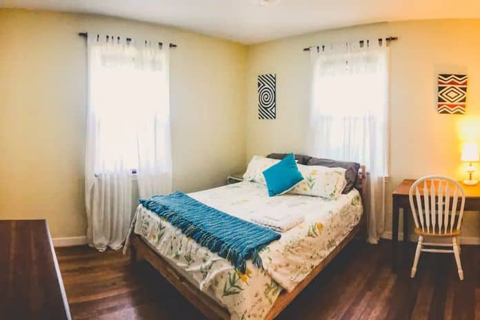 Airbnb Charlottesville Beautiful Downtown