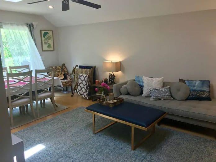 Airbnb Charlottesville Fifeville Farmhouse