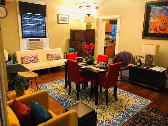 Airbnb Charlottesville Historic Belmont Home