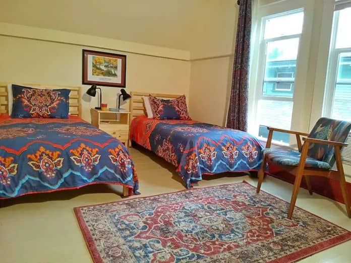 Airbnb Corvallis City Farmhouse