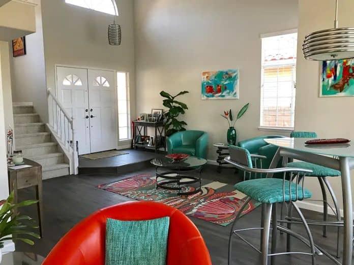 Airbnb Dana Point California Dreamin