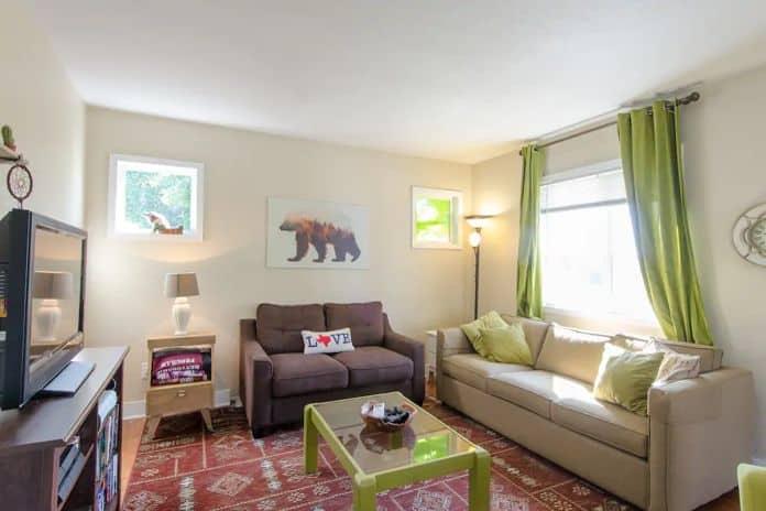 Airbnb Olympia Cozy Bungalow