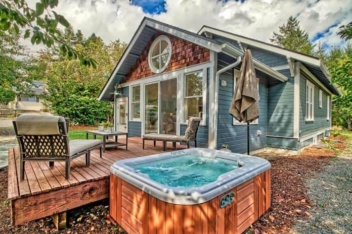 Airbnb Olympia Olys Westside Story