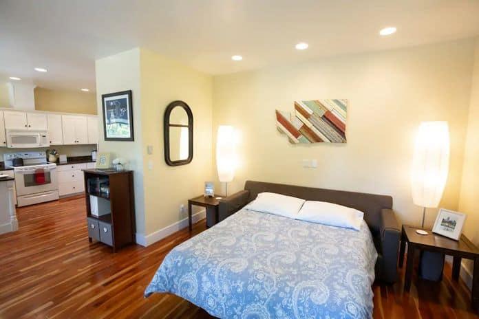 Airbnb Olympia Quiet Bright