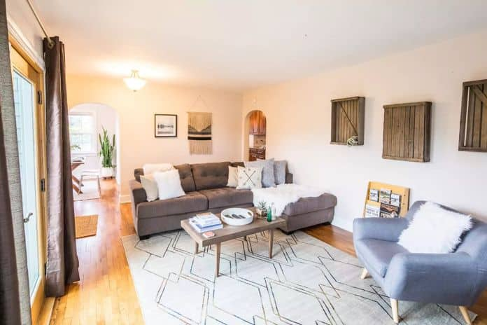 Airbnb Olympia The Laurels