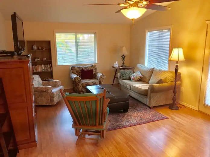 Airbnb Olympia Washington Capital