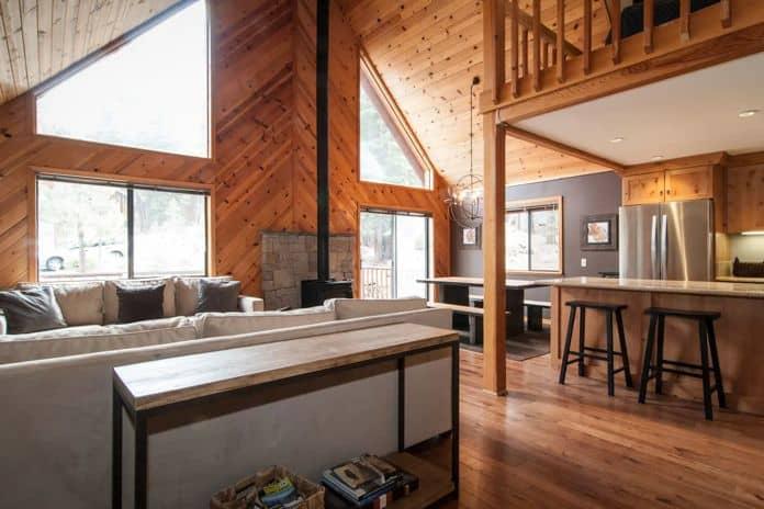 Airbnb Reno Perfect 3BR Cabin