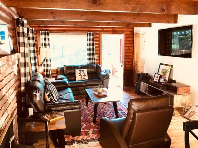 Airbnb Reno Pet Friendly Cabin