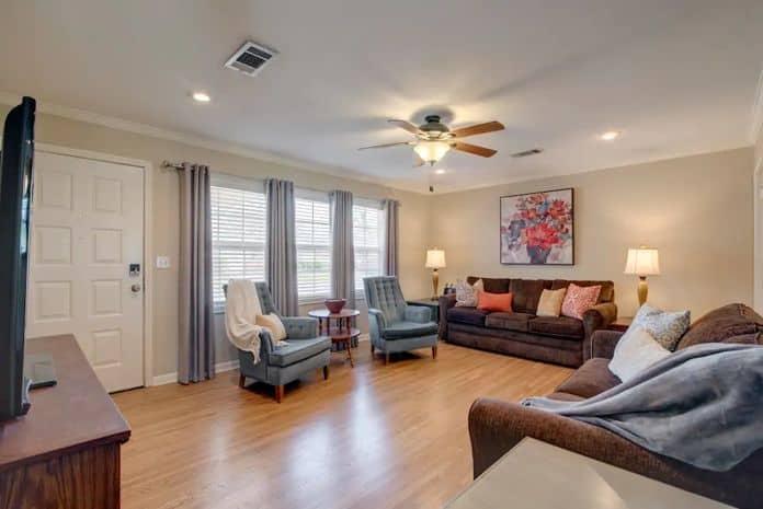 Airbnb Tulsa Midtown Bliss