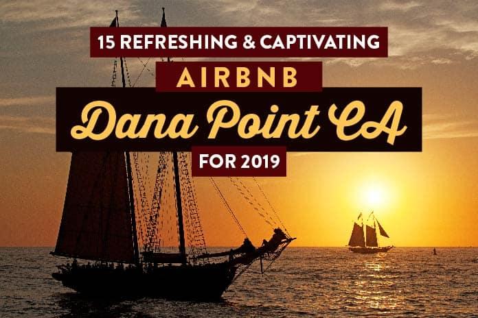 airbnb dana point vacation rentals