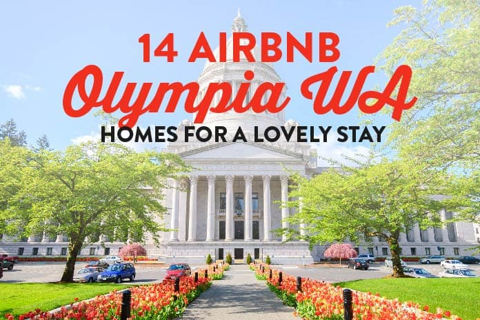 airbnb olympia vacation rentals