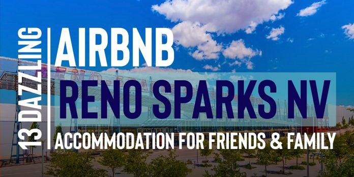 airbnb reno vacation rentals