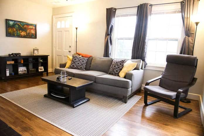 Airbnb Charlotte Charming 2BR House