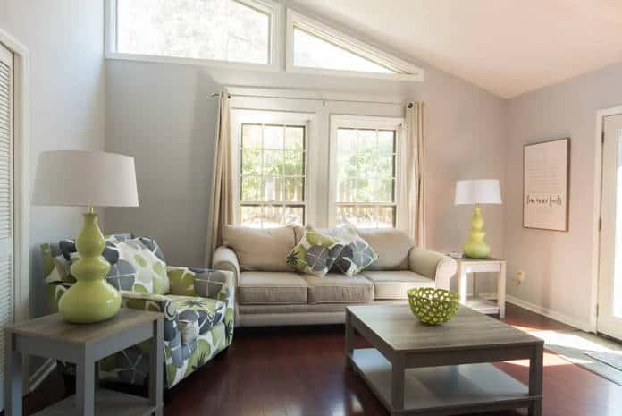 Airbnb Charlotte Getaway on the Greenway