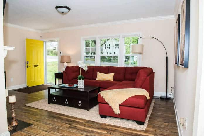 Airbnb Charlotte Remodeled Bungalow