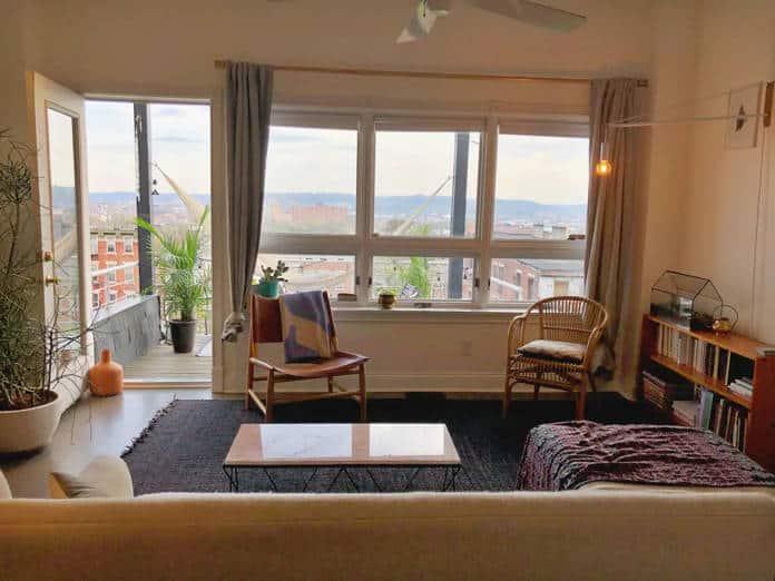 Airbnb Cincinnati CITY VIEWS