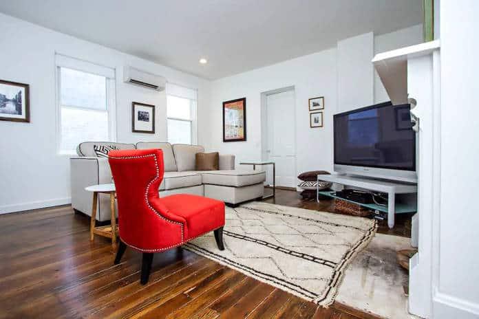 Airbnb Cincinnati Duncanson House