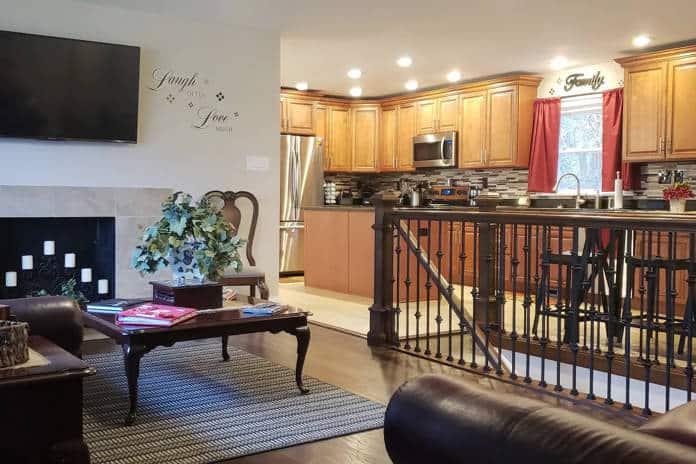 Airbnb Cincinnati Upscale 5 Star Home