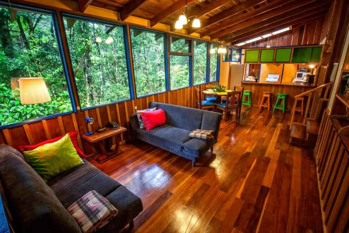 Airbnb Costa Rica Casa Ira Rosa