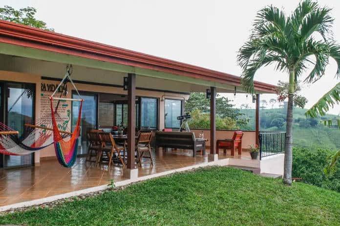 Airbnb Costa Rica Casa Sunshine