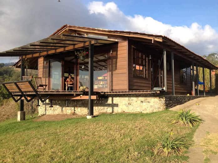 Airbnb Costa Rica Charming Llano Grande