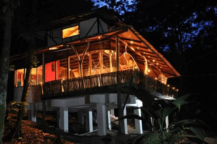 Airbnb Costa Rica Designer junglehouses