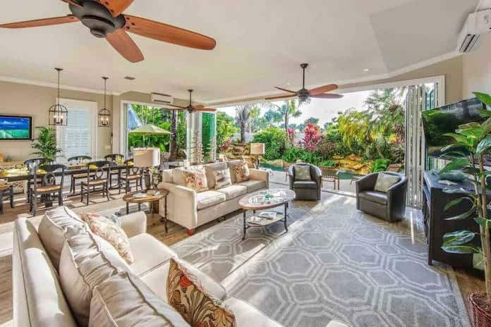 Airbnb Florida Noonas Mansion
