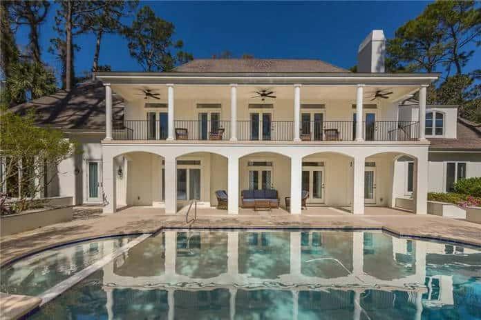 Airbnb Georgia Sea Island Cottage