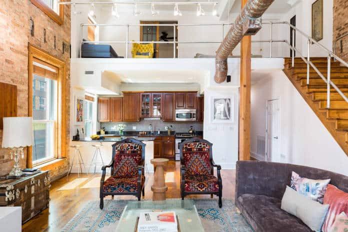 Airbnb Illinois Stunning Old Town