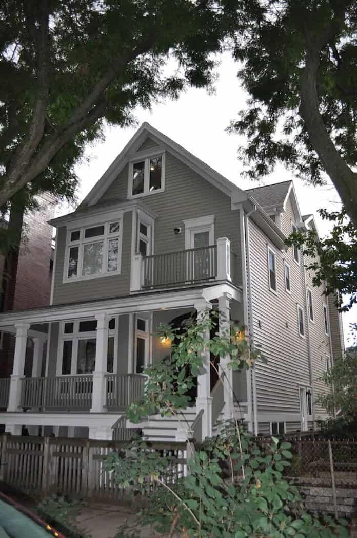 Airbnb Illinois Wrigleyville Mansion