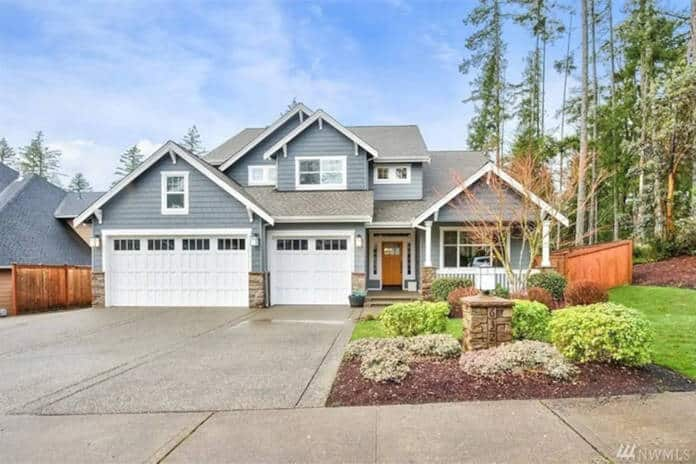 Airbnb Tacoma 3 bedroom in central Gig Harbor
