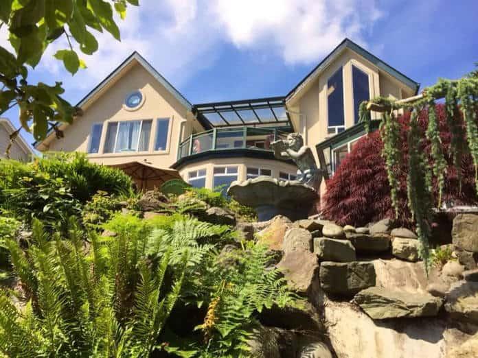 Airbnb Tacoma Lake Washington Home